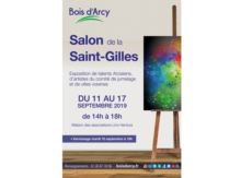 Vernissage du salon de la Saint-Gilles